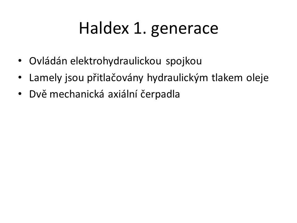 Haldex 1.