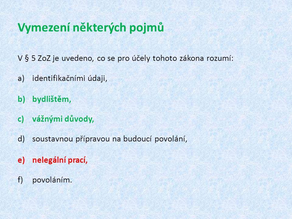 Zprostředkování zaměstnání  za podmínek stanovených ZoZ Úřad práce (resp.