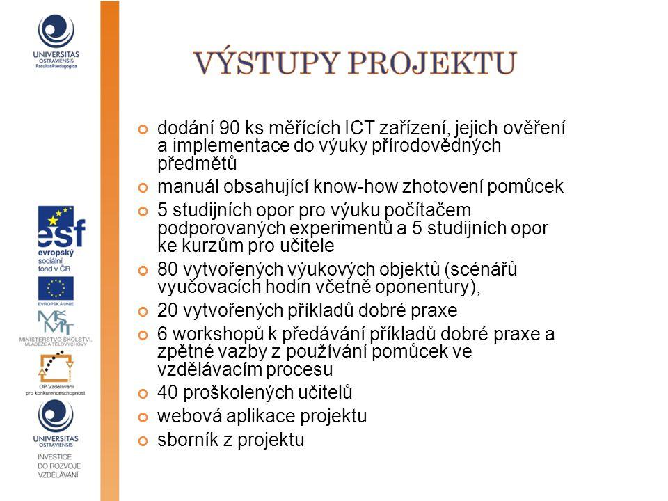 Vedoucí projektu RNDr.Martin Malčík, Ph.D. martin.malcik@osu.cz tel.