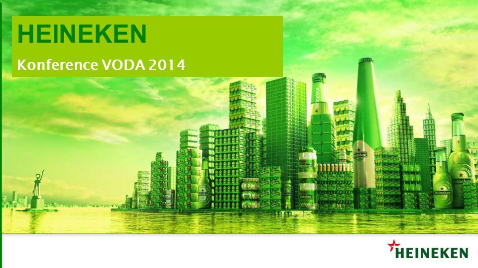 HEINEKEN Konference VODA 2014