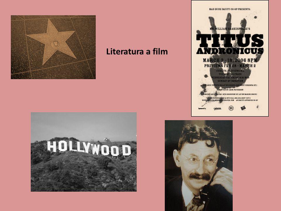 Úvodní kvíz: Jste filmoví a literární znalci.