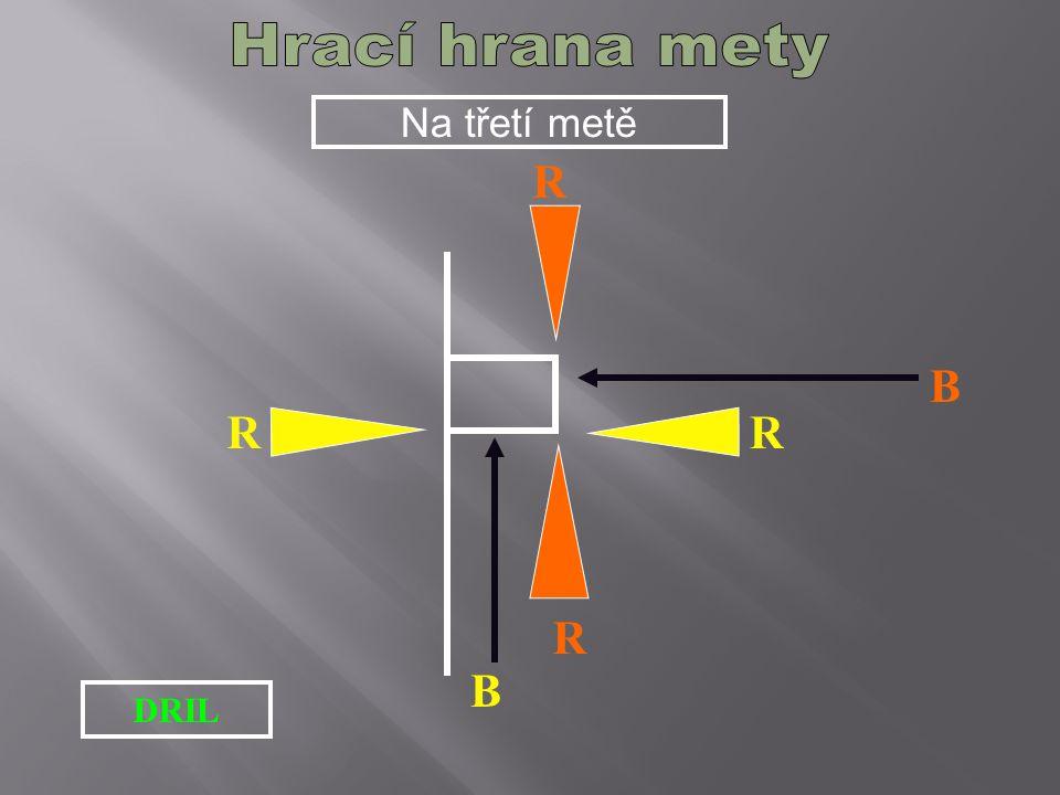 Na třetí metě DRIL R R RR B B