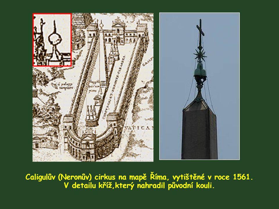 Byl to první obelisk, který byl od doby starého Říma vztyčen.