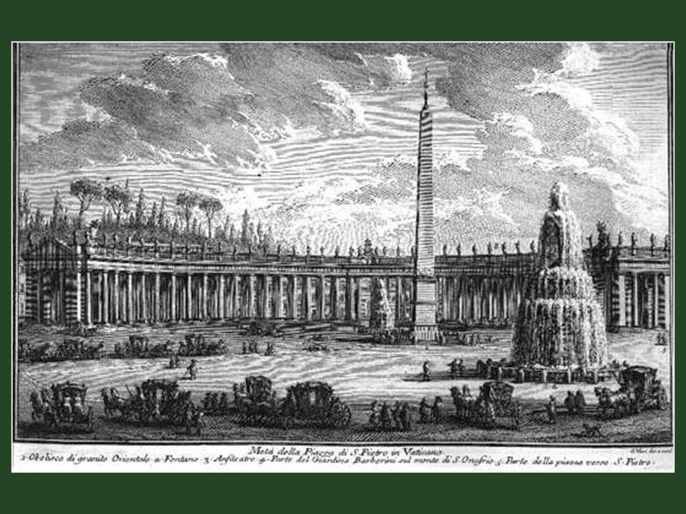 Kresba z roku 1630. Poznámka: stavba má ještě dvě zvonice později odstraněné.