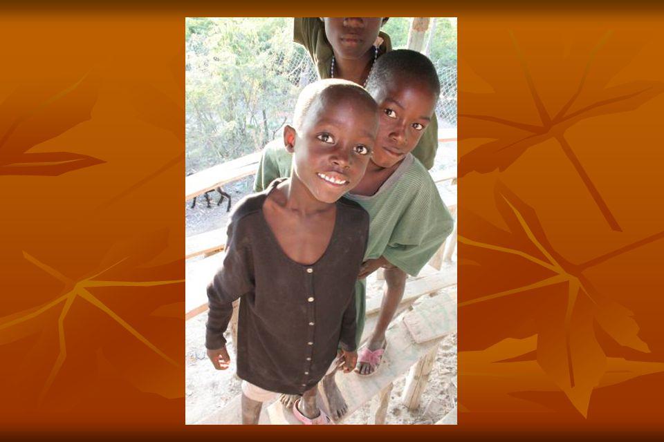 oHoHoHoHaiti je nejchudší zemí západní polokoule.