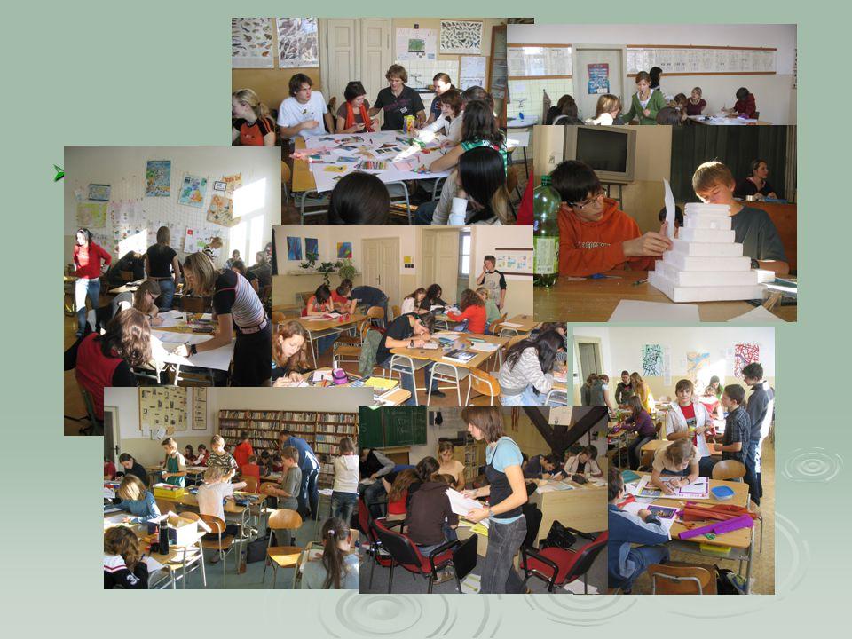 Projektový den  Poslední pátek v listopadu probíhá na naší škole projektový den. Každá třída zpracovává dané téma formou plakátů či nástěnek. V posle