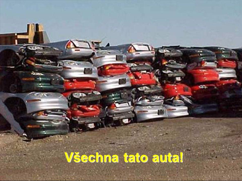 …zničena! •General Motors všechna EV1 stáhl – přes opozici uživatelů. A pak byla…