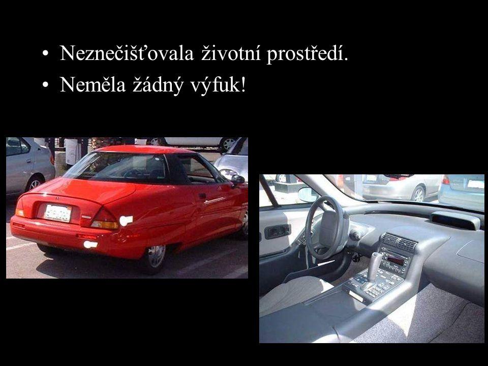 Pak se ale nabízí otázka: •Jak je možné, že se tahle auta nedostanou na trh po celém světě.