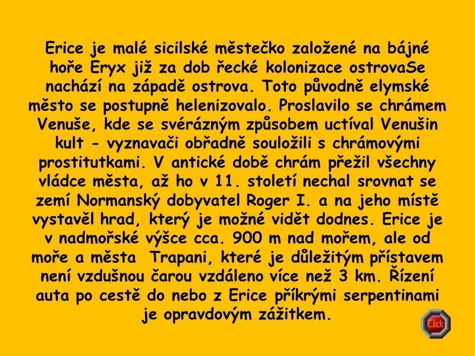 ERICE Erice