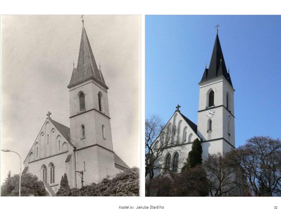 kostel sv. Jakuba Staršího 31