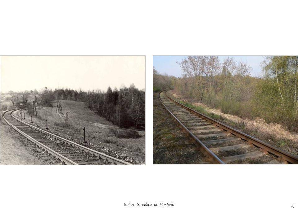 železniční zastávka Praha - Stodůlky 69