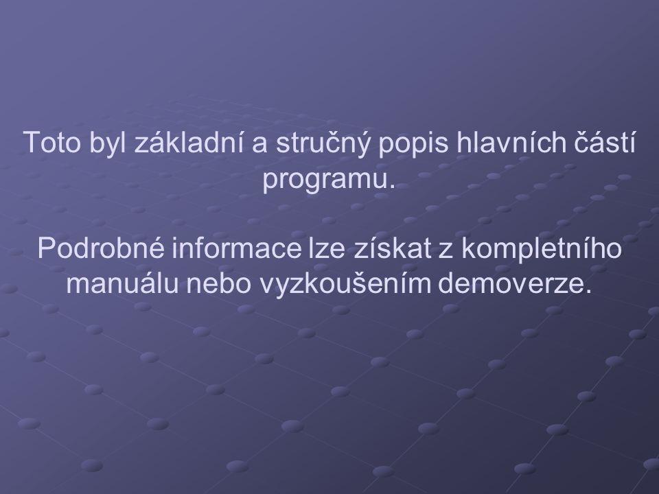 A-plus software Jateční 403 280 00 Kolín 4 Czech Republic www.a-plus.cz a-plus@a-plus.cz www.a-plus.cz