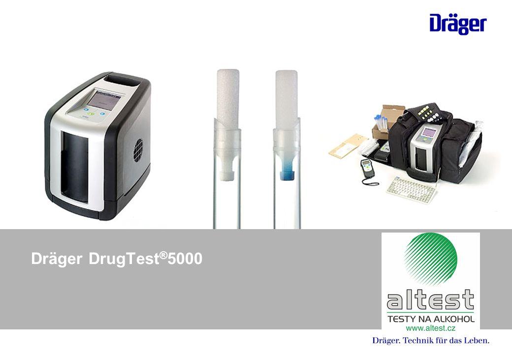 Dräger DrugTest ® 5000 Software
