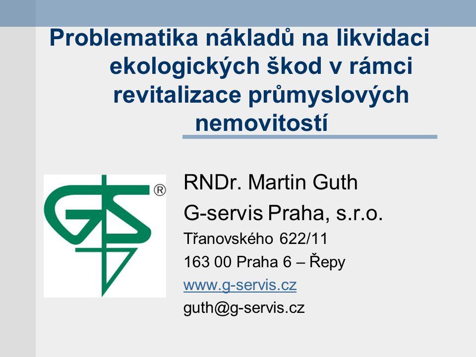 Představení  G-servis Praha, s.r.o.