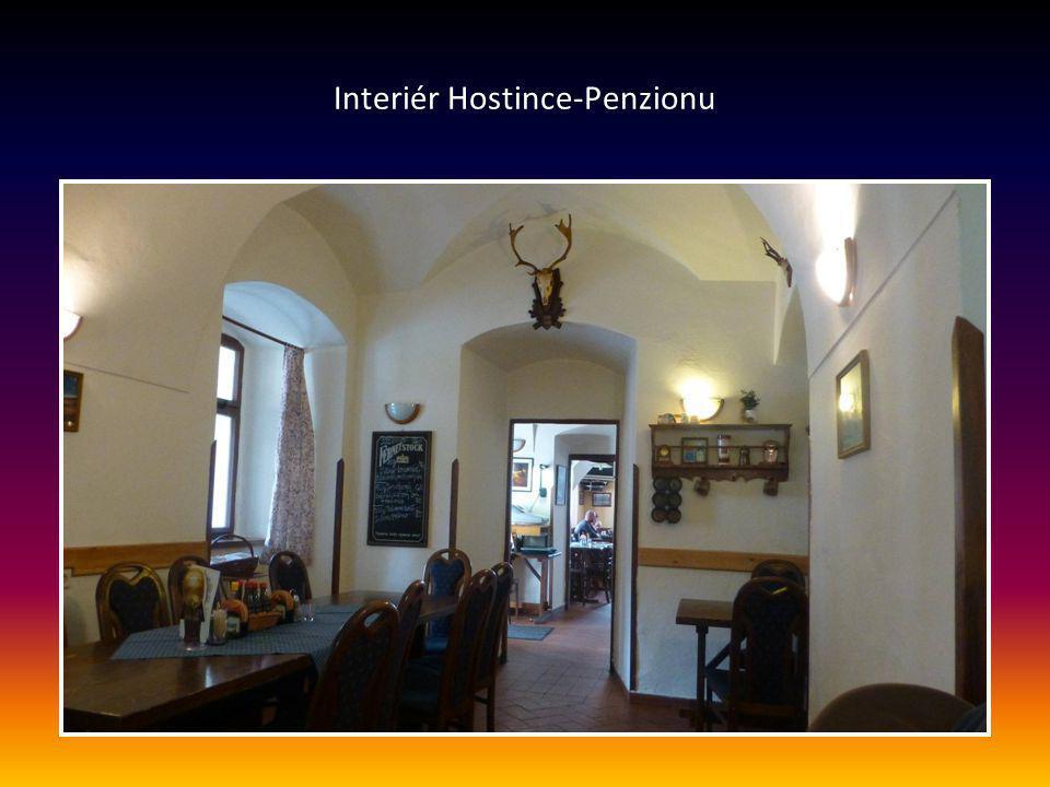 Po prohlídce MILOV následovalo zastavení-oběd v Hostinci- Penzionu U ŠLECHTŮ