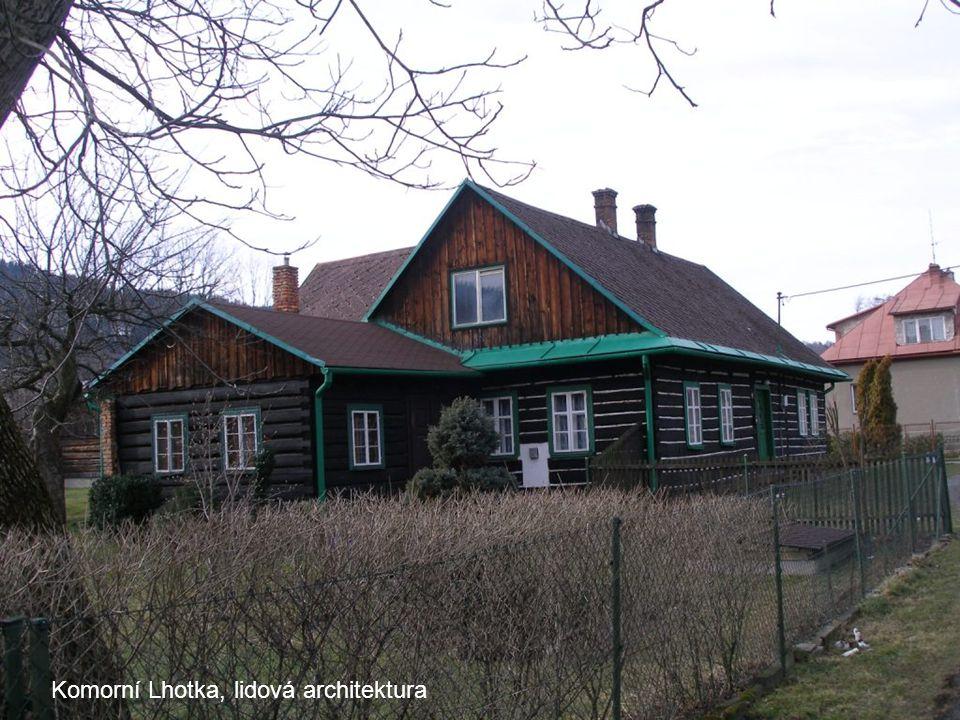 Malá Prašivá (706), turistická chata Na Prašivé