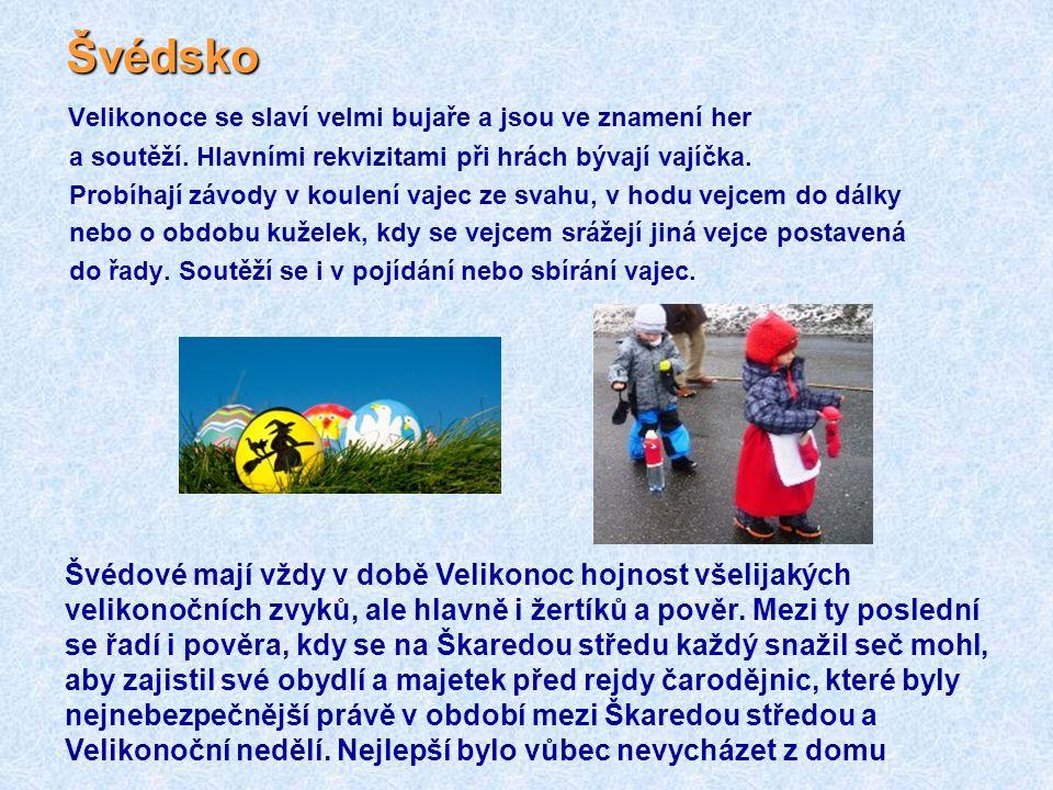 Chorvatsko Stejně jako u nás jsou symbolem Velikonoc v Chorvatsku malované kraslice. Jedním ze zvyků je přiťukávání si vajíčkem. Ten, komu zůstane sko