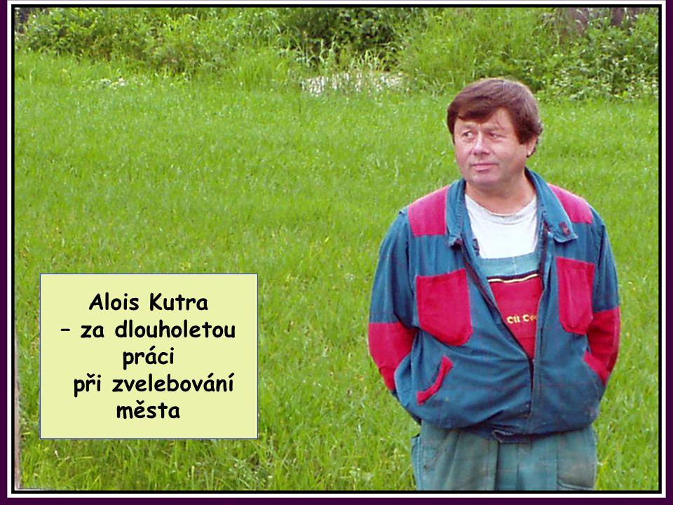 Mgr. Milan Jánošík – za dlouholeté vedení zájmového oddílu Zbojníci