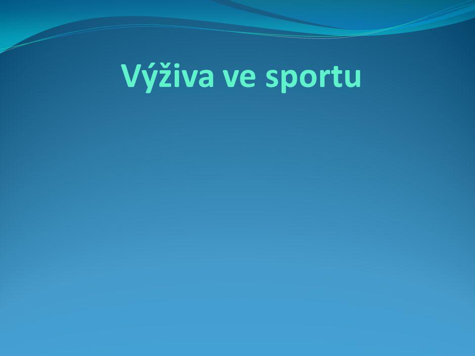 Nesportující jedinec 0,8 gramů na 1 kg tělesné váhy Vytrvalostní sportovci 1,2 – 1,4 gramů na 1 kg těl.
