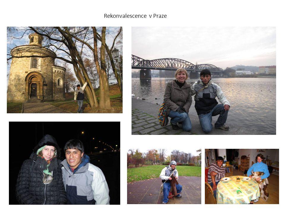 Rekonvalescence v Praze