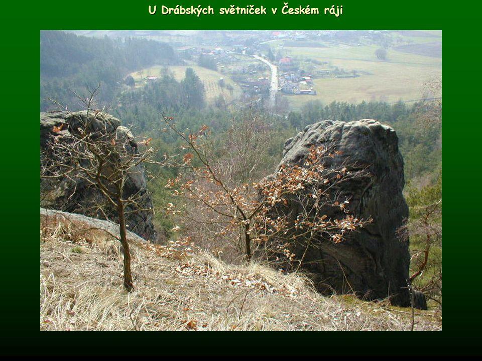 U Drábských světniček v Českém ráji