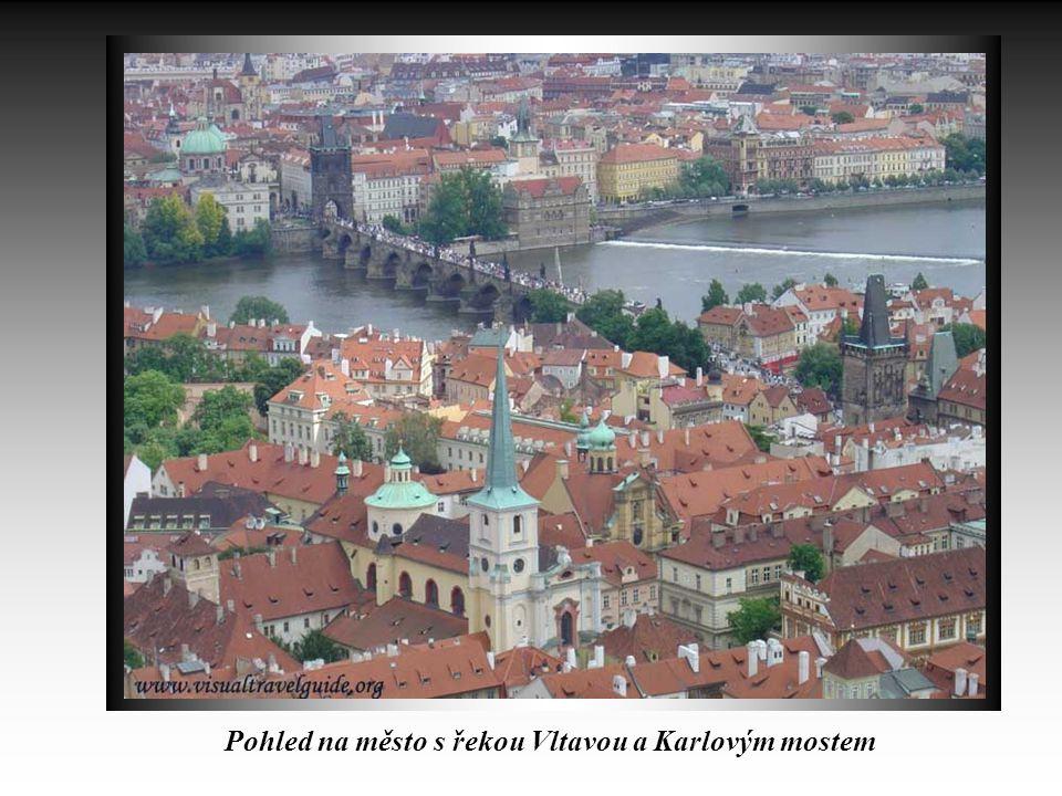 Na shledanou v Praze