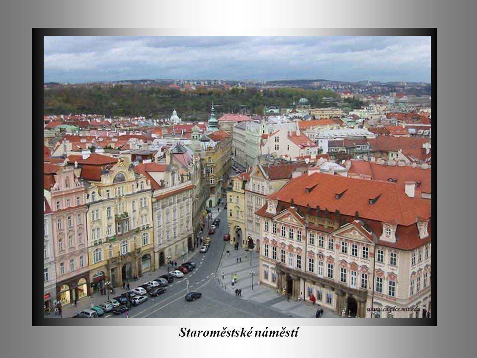 Delza Staroměstské náměstí