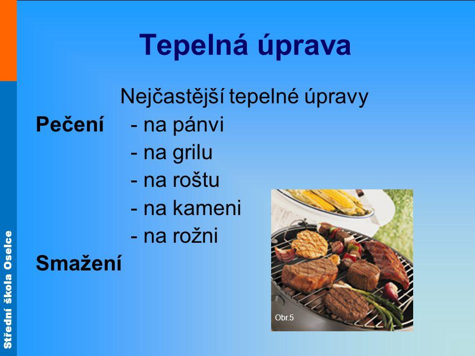 Střední škola Oselce Hovězí maso Svíčková krájíme na •bifteky •svíčkové řezy •medailonky Obr.1 Obr.3 Obr.28