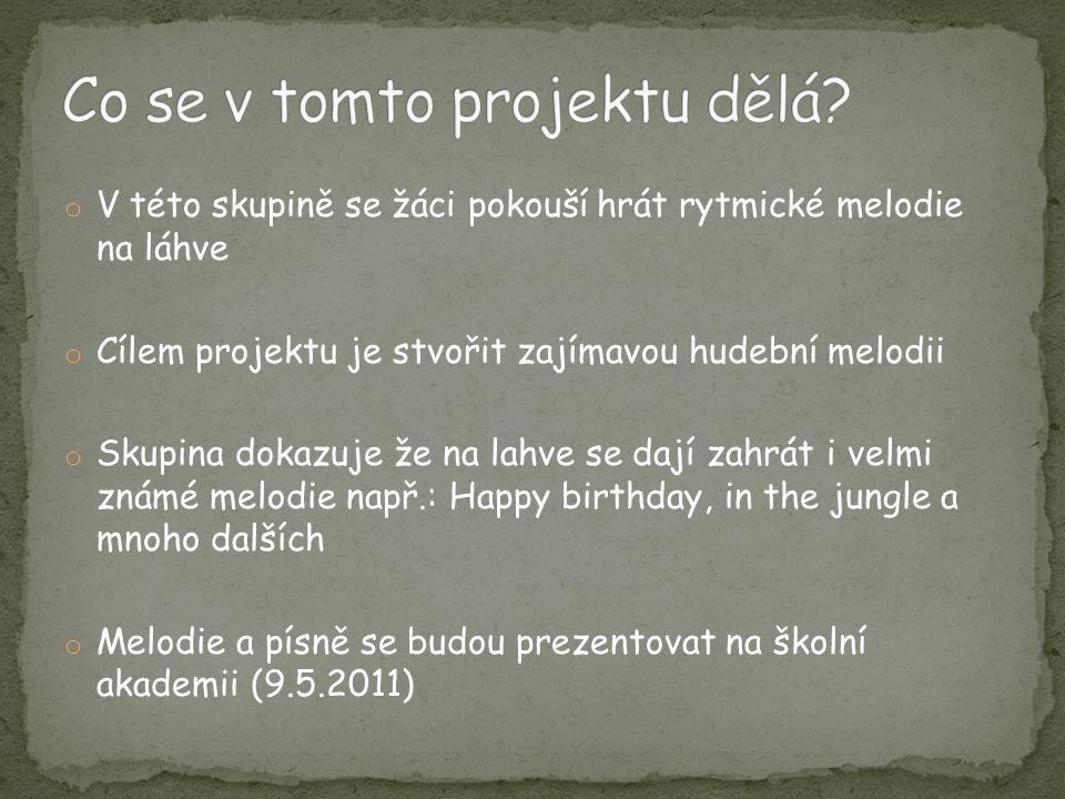 • Otázka položena Filipovi Bartošovi: Jaká je ve Vaší skupině spolupráce.