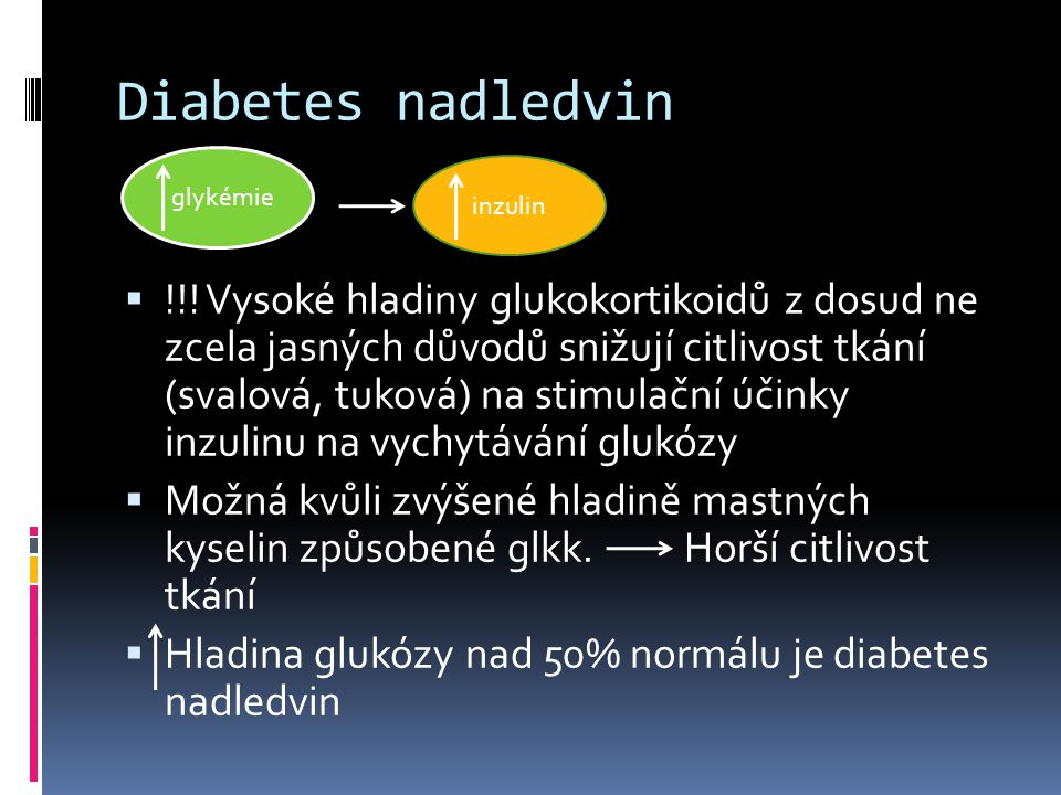 Diabetes nadledvin  !!.