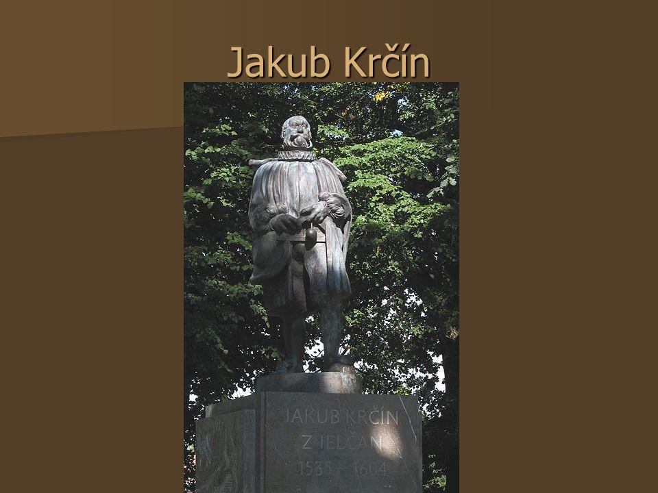 Jakub Krčín