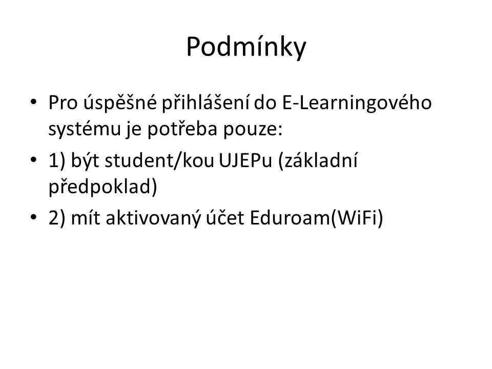 Jak na to… • Pro obnovení nebo aktivaci Eduroam účtu je potřeba znát své osobní číslo • Kdo jej zná(měli byste jej znát  ), může následující krok vynechat • Jdeme na hlavní stránku STAGu UJEPu(http://stag.ujep.cz)http://stag.ujep.cz • Pro vyhledání os.