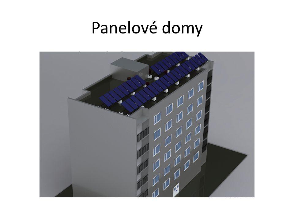 Panelové domy