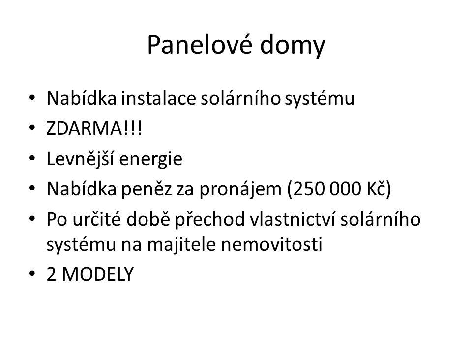• Nabídka instalace solárního systému • ZDARMA!!.