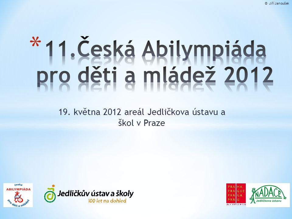 19. května 2012 areál Jedličkova ústavu a škol v Praze © Jiří Janoušek