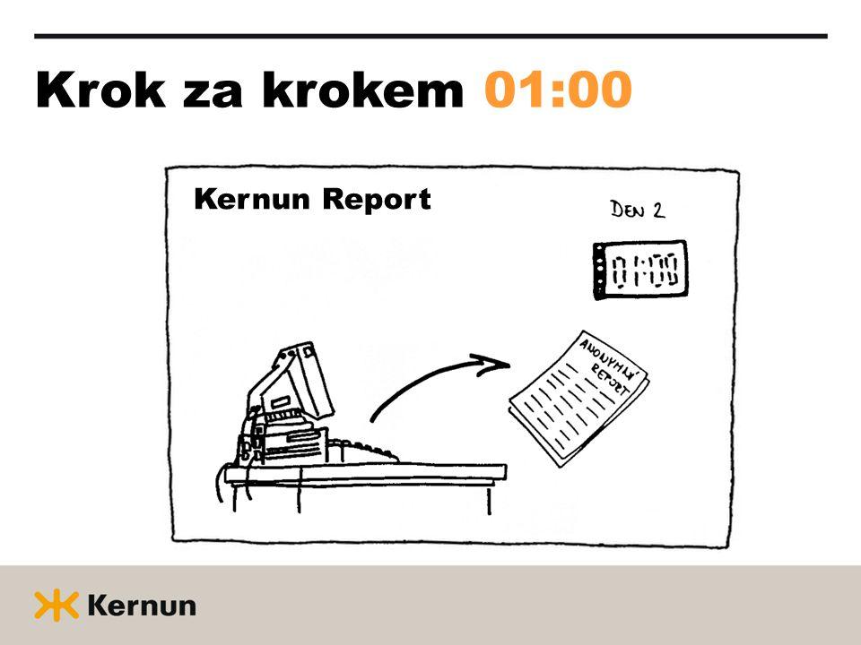 Krok za krokem 01:00 Kernun Report