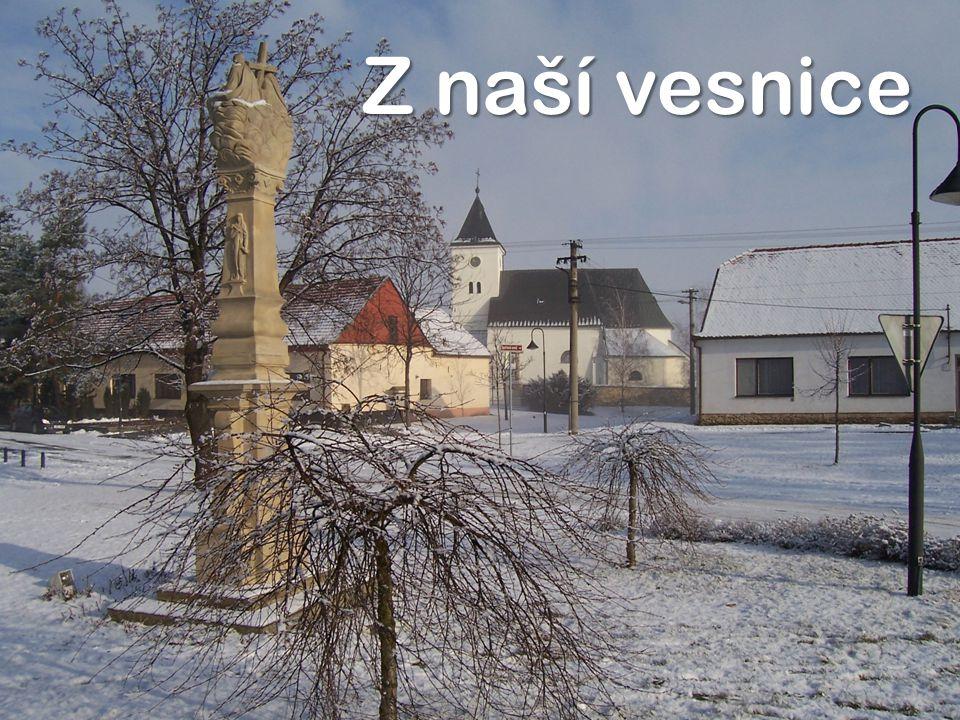 Všem spoluobčanům a všem mým přátelům a známým přeji do nového roku hodně zdraví, štěstí a spokojený život v našich Žatčanech.