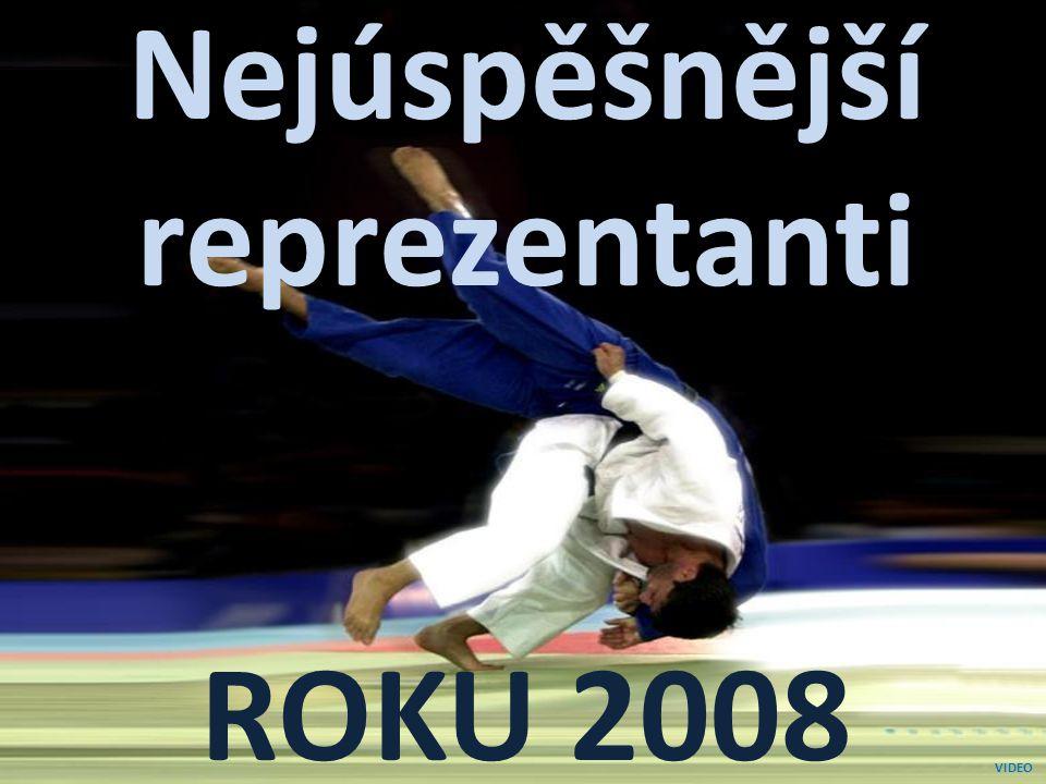 Nejúspěšnější reprezentanti ROKU 2008 VIDEO