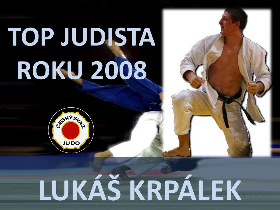 LUKÁŠ KRPÁLEK TOP JUDISTA ROKU 2008