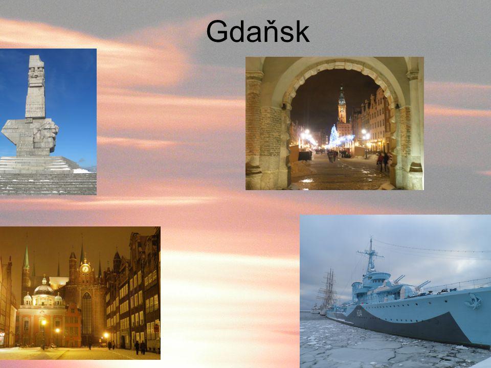 •Prezentace pobytu v Gdaňsku