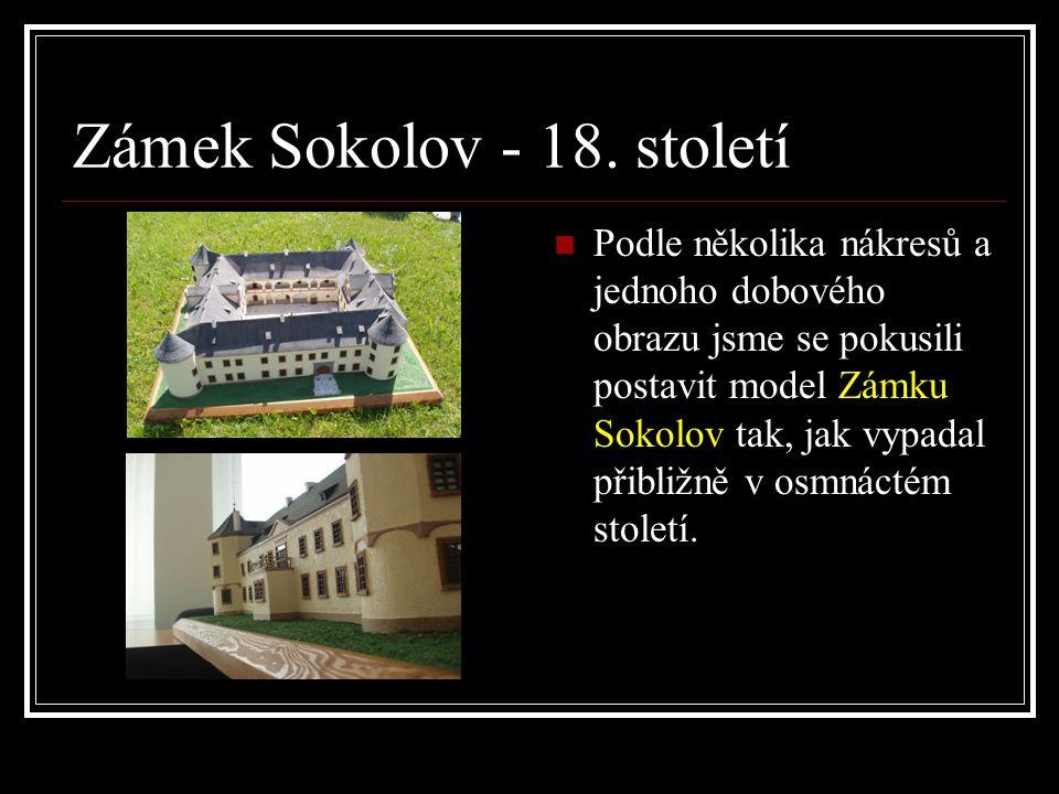 Zámek Sokolov - 18.