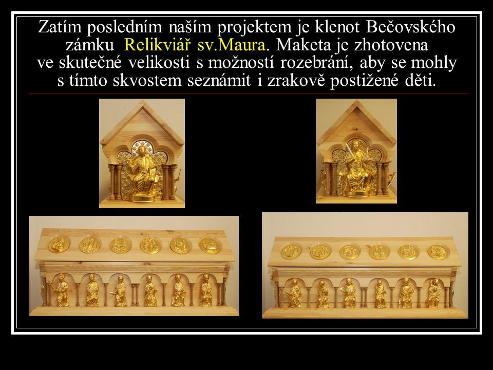 Zámek Sokolov v současné podobě  Model Zámku Sokolov v současné podobě byl zhotoven pro Městský úřad v Sokolově již na základě komerční smlouvy. Na s