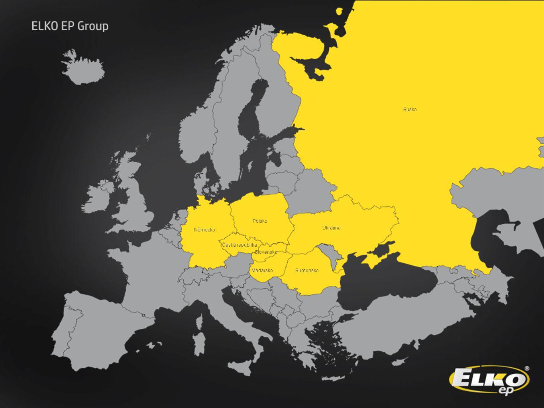 Rusko Polsko Slovensko Maďarsko Ukrajina Česká republika Rumunsko Německo