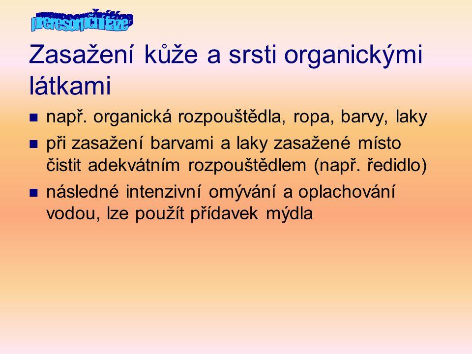 Antikonvulzní léčba  Diazepam - 0,5-1,0 mg/kg i.v.