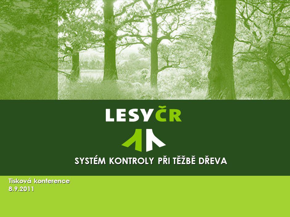 Systém kontroly plnění a realizace lesnické zakázky - 2 úrovně A.