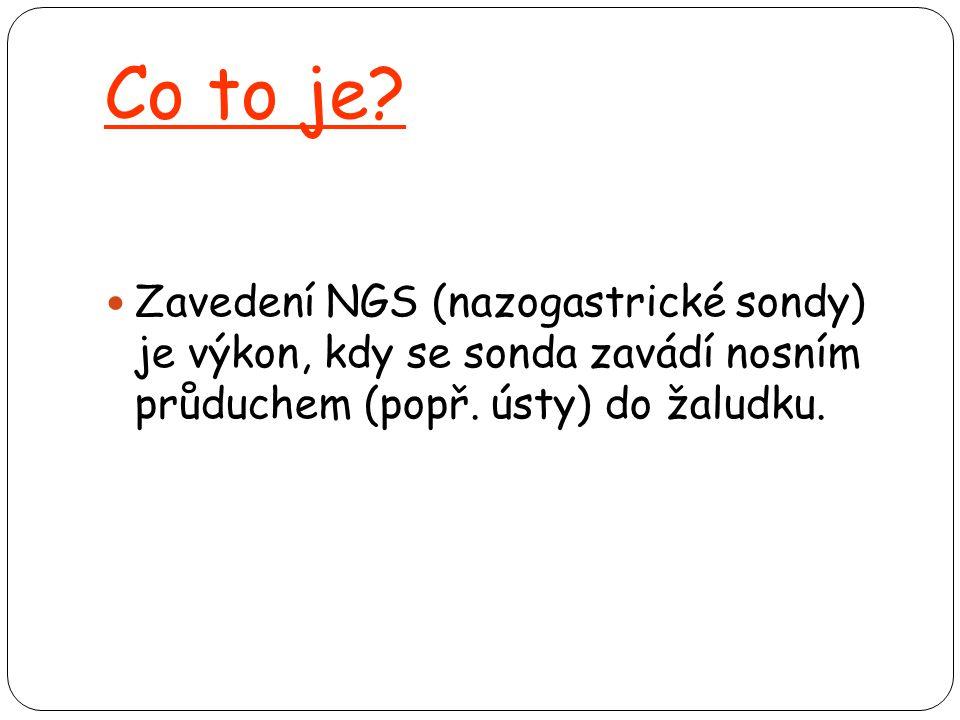 Správné zavedení NGS