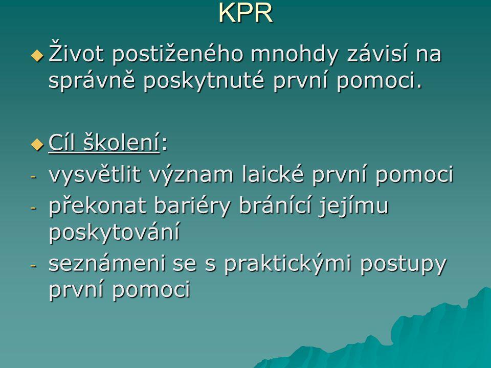 Kdy ukončit KPR.