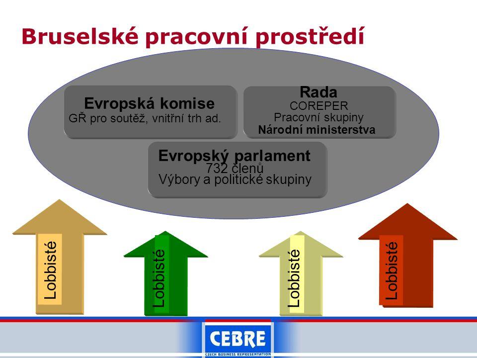 """Některé aktuální aktivity (září –prosinec 2006): • Projekt informačního portálu """"Na Stopě – sledování důležité evropské legislativy v 10 tematických oblastech – směrnice o službách, odpady, REACH, hospodářská soutěž,.."""
