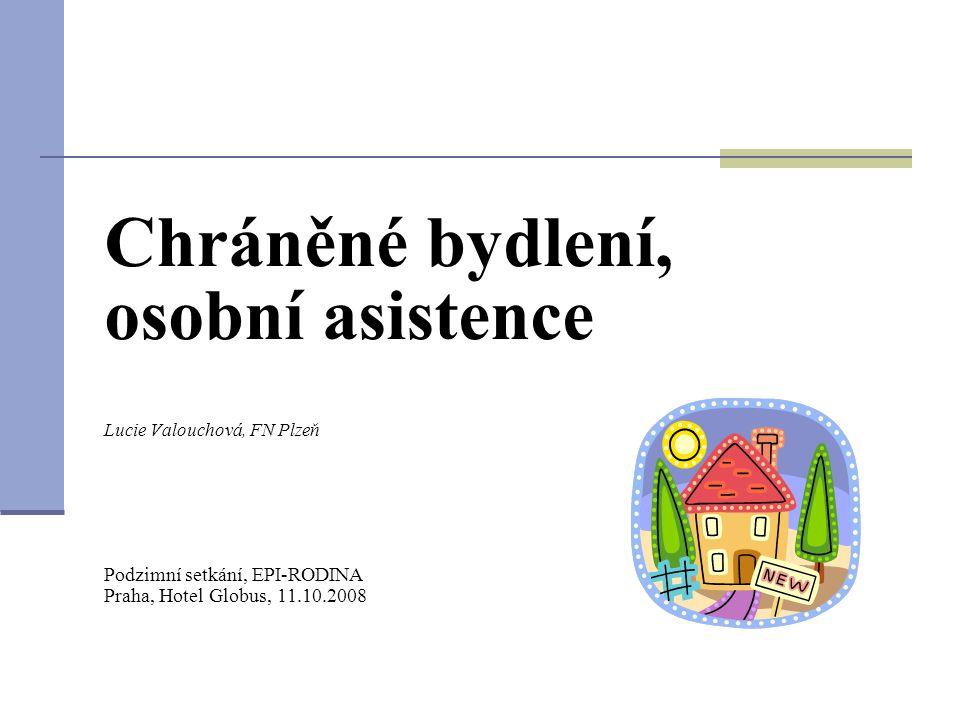 Zákon č.108/2006 Sb., o sociálních službách  nabyl účinnosti dne 1.