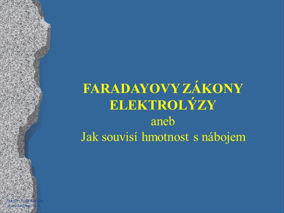 Elektrolýza je děj, při kterém: a) v kapalině nastávají látkové změny, b) průchodem elektrického proudu elektrolytem nastávají látkové změny, c) průchodem vodního proudu elektrolytem nastávají látkové změny, d) průchodem elektrického proudu elektrolytem nastávají chemické změny.